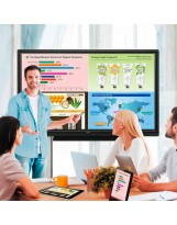 "Monitor interactivo multitáctil 60"" Big Pad"