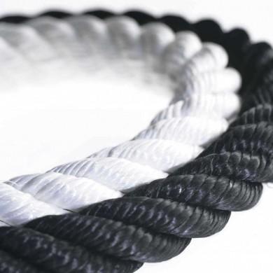 Cordón trenzado grueso 150 cm