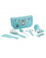 Conjunto higiene 7 accesorios