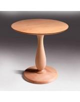Mesa clásica de madera