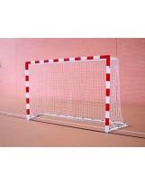 Porterías en aluminio fútbol sala o balonmano
