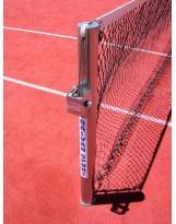 Postes de tenis sistema carraca