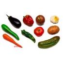 Verduras grandes