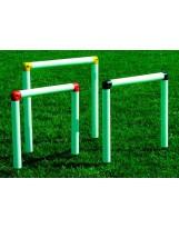 Miniportería fútbol PVC para entrenamiento