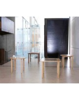Mesas de madera para residencias