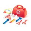 Juego infantil maletín de médico de plástico