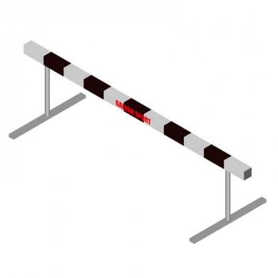 Juego de 4 obstáculos de atletismo
