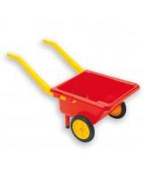 Carretilla de 2 ruedas de juguete