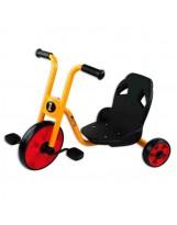 Triciclo infantil con silla