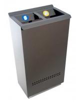 Papelera de reciclaje Ecologic 2