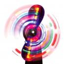 Ventilador sensorial colores