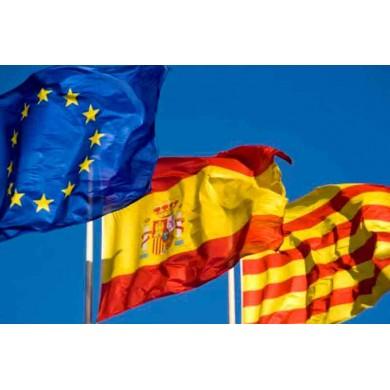 Banderas intitucionales para mástiles