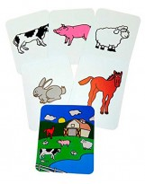 Tarjetas de animales 24 fichas