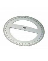 Reglas circulares aluminio
