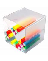 Organizador plástico en aspa