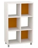 Estantería vertical módulo 6 celdas