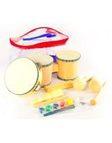 Conjunto bongo para pintar