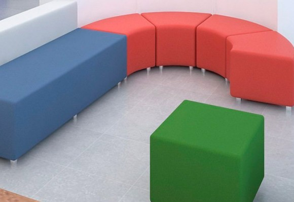 Soluciones de mobiliario escolar dinámico